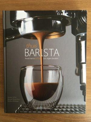 Boek Thuisbarista - kwaliteitskoffie uit eigen keuken