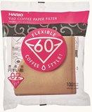 Hario V60-02 100x Filterpapier - Natural_