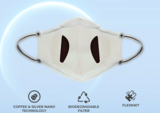 Mondmasker grijs_
