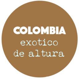 Coffee Shots Colombia Exótico de Altura