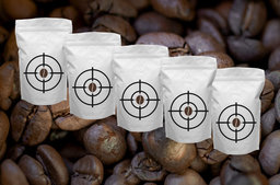 Coffee Shots 5x200g brievenbus abonnement