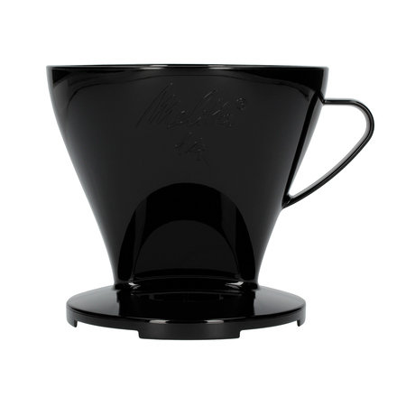 Melitta - Coffee filter (dripper) 1x4 - Black