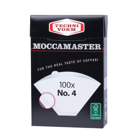 Moccamaster paper filters # 4