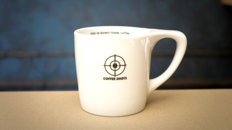 Coffee Shots NotNeutral Mug 10oz