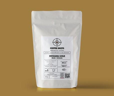 Brasil Mogiana Gold - Brasil. Espresso, full-automatic
