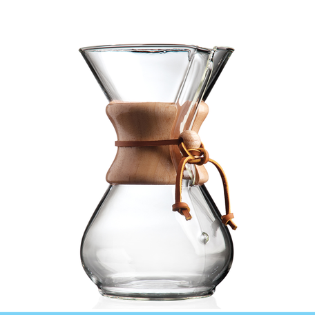 Chemex Classic Coffee Maker 6 Cups