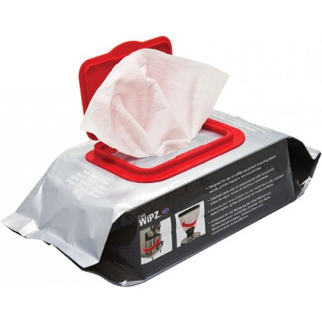 Café Wipz 100 Cleaning Wipes