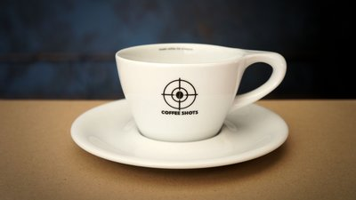 Coffee Shots NotNeutral Cups and saucer