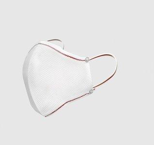 Mondmasker off white