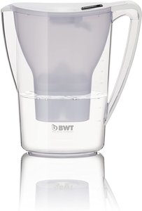 BWT water filter jug + 1x cartidge