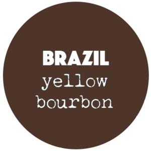 Coffee Shots Yellow Bourbon (Brazilië)