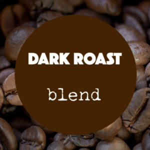 Coffee Shots Dark Roast Blend