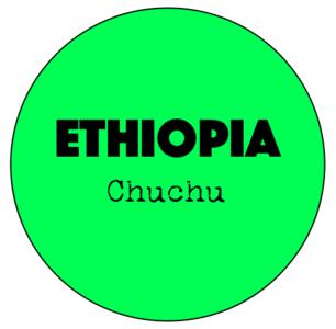 Ethiopia Chuchu - light roast - filter